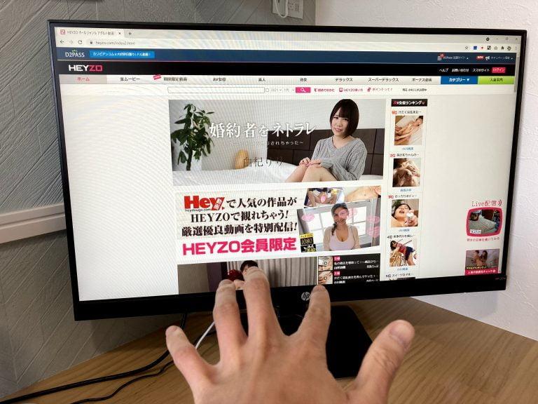 HEYZOは本当に安心できるサイトなのか?